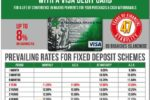 Highest Interest rate from Senkadagala Finance for Saving and Fixed deposits