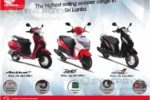 Honda Scooter Prices in Sri Lanka
