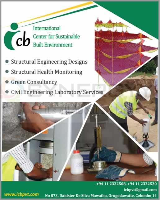 International Center for Sustainable Built Environment