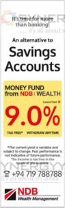 NDB Wealth Management Money Fund