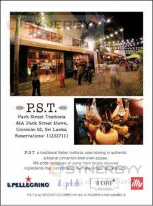 PST (Park Street Trattoria) Italian Restaurant in Colombo