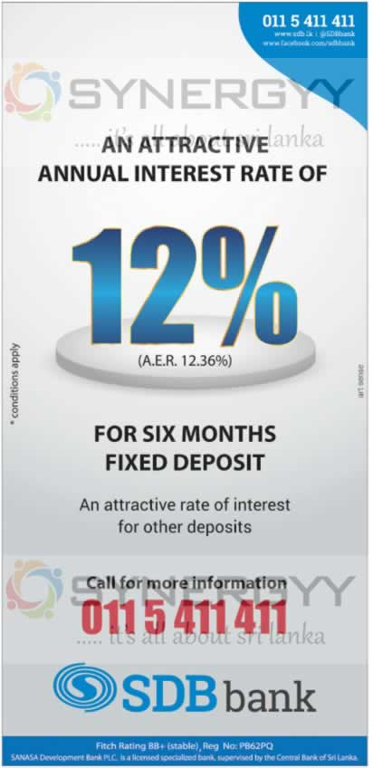Interest rates on Domestic, NRO & NRE deposits(Less than ₹ 1 crore)