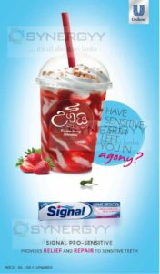 Signal Pro-sensitive for Sensitive teeth