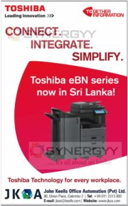 Toshiba eBN Series Now in Sri Lanka