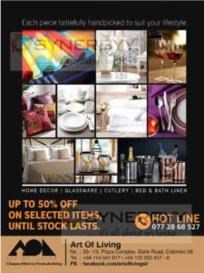Upto 50% off at Art of Living