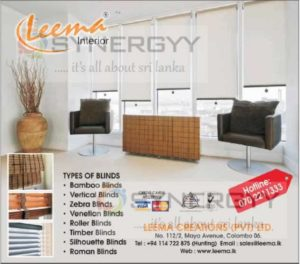 Window Blinds from Leema Interiors