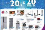 Upto 20% off and 20 Months Interest Free Installment from Abans for Nation Trust American Express