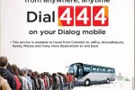 Bus Ticket Booking by Mobile Phone in Sri Lanka
