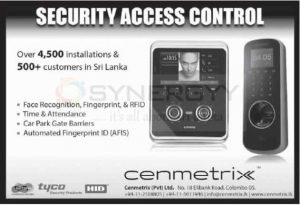 Cenmetrix Security Access Control