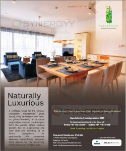 Clearpoint Residencies - Rajagiriya