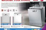 Dishwasher Prices in Sri Lanka – Rs. 89,999/- Upwards