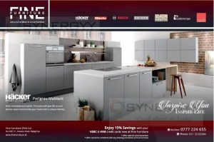 Fine Furniture Kitchen & Interior designers