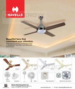 Havells Fan in Sri Lanka