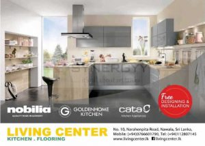Living Center specialized Kitchen system and Laminate Flooring developers