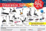 Proline Fitness equipments Clearance Sale in Sri Lanka