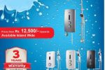 Rain Shower just for Rs. 12,500/- Upwards
