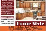 Timber roofing and Wooden Flooring from Home Style