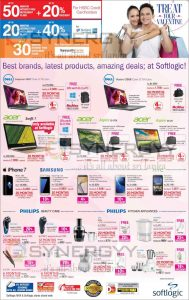 Softlogic Prices & Discounts - 19th Feb 2017