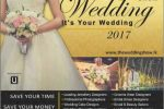 The Wedding Show 2017 – 24th to 26th Feb 2017 at BMICH
