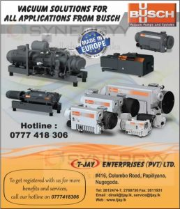 Vacuum Solutions for All Applications from Busch
