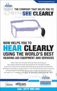 Vision Care Hearing Solutions