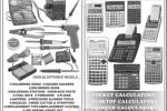 Calculators & Soldering Irons & Accessories from Robert Agencies