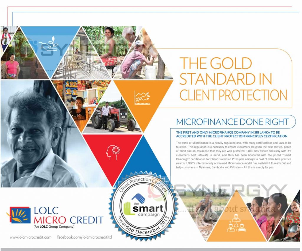 LOLC Micro Finance Credit