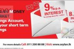 Seylan Bank Money Market Saving Account