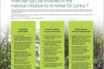 The National Forest Enhancement Strategy – Re-forest Sri Lanka