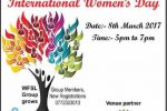 Women's Forum – Sri Lanka on 8th March 2017 at Kingsbury