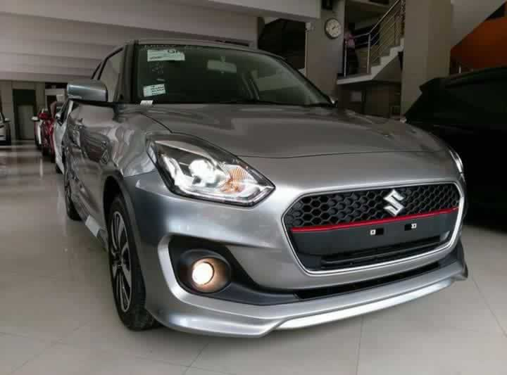 2017 Brand New Suzuki Swift Hybrid Now In Sri Lanka 2