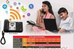 Dialog 4G Home broadband all in one device; Rental Starting from Rs. 600
