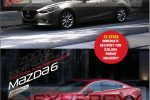 Mazda 3 & Mazda 6 available for permit holders; Price starting from USD 30,000 for permit holders