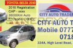 Toyota Belta 2010 for sale – Rs. 3,975,000/-