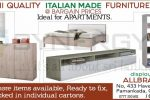 High Quality Italian Made Furniture at Bargain Prices Ideal for Apartments.