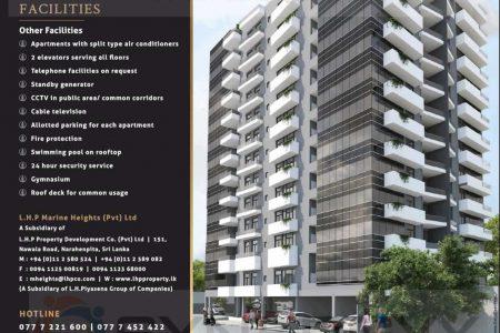 Marine Heights Residencies – Luxury Apartments at Marine Drive