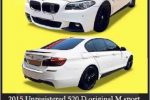 2015 Unregistered BMW 520D M Sport for sale – Rs. 16.8 Million