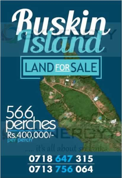 Land for Sale at Ruskin Island