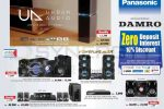 Panasonic Aidio & Hi-fi System for sale at Damro