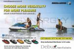Sea Doo Water Craft for Rs.2,000,000/- Upwards in Sri Lanka