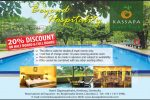 20% off at Kassapa Lions Rock