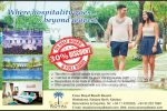 30% off at coco Royal Beach Resort Waskaduwa