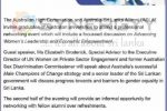 Australia-Sri Lanka Alumni (ASLA) networking event