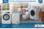 Beko Washer & Dryer for Rs. 157,999/- from Singer Sri Lanka
