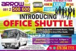 Colombo Kandy Office Shuttle on Friday
