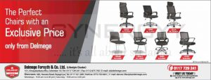 Executive Chairs from Delmege Forsyth
