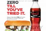 FREE Coke Zero with Mutton Kofta Sub at Subway Sri Lanka