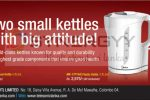 Midea Electric Kettles