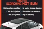 NDFOS Sun Control Window Film from Kleen Park