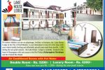 Lake House Lodge at Kataragama for Rs. 1200/- Upwards